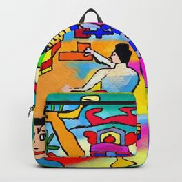 Commitment Backpack