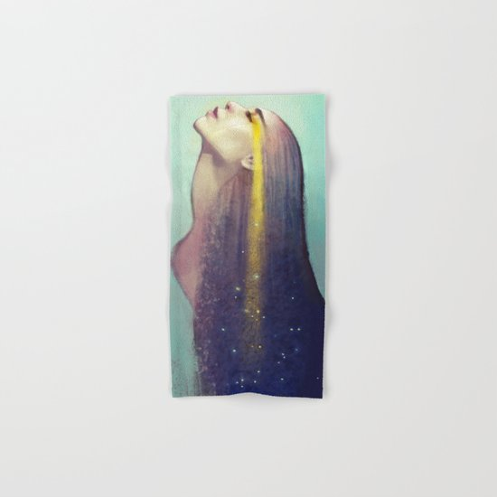 Constellation Hand & Bath Towel