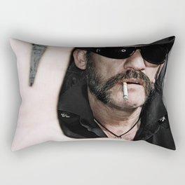 Lemmy Kilmister Rectangular Pillow