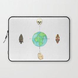 Anthropology: The Four Subdisciplines (Version 1.0) Laptop Sleeve