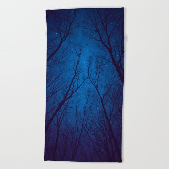 I Have Loved the Stars too Fondly Beach Towel
