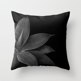 Agave Finesse #12 #tropical #decor #art #society6 Throw Pillow