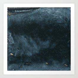 Tunafish Sandwich Wrap, Unravelled II Art Print