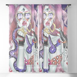 Electra Sheer Curtain
