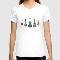 chad wys T-shirts featuring Good Company by Amy Hamilton
