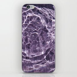 Lilac Bubbles iPhone Skin