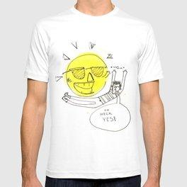 h0t child n d@ city T-shirt