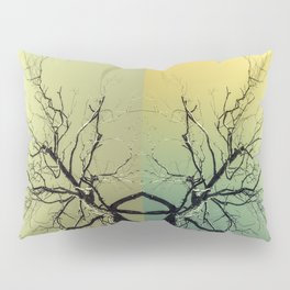 Unknown Ghost of the Forest Pillow Sham