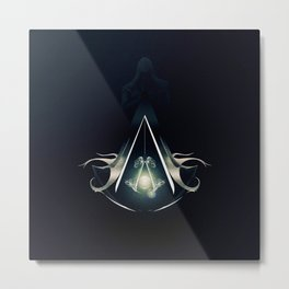 Assassins Creed Metal Print