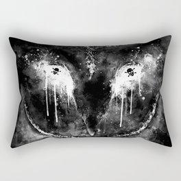 barn owl wsbwi Rectangular Pillow
