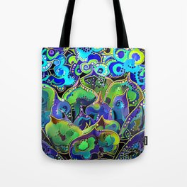 Echeveria Joy Tote Bag