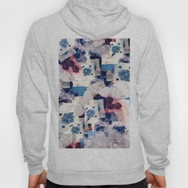 patchy collage Hoody