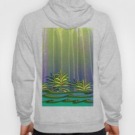 Tropical Yellow Jungle Hoody