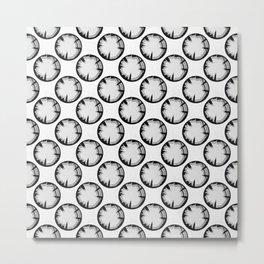 London Circle Line Metal Print