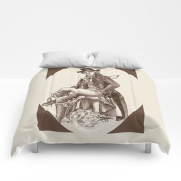 Sherlock through the Ages - 18th Century Comforters