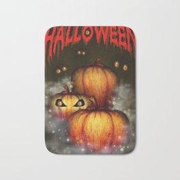 Holiday of halloween Bath Mat