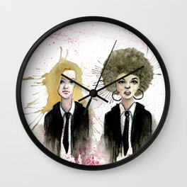 Everybody Be Cool Wall Clock