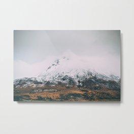 Mount Errigal - Ireland Print (RR 257) Metal Print