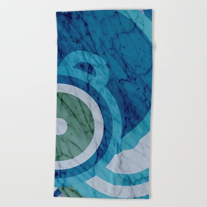 very retro II Beach Towel
