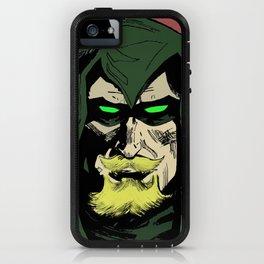 The Green Arrow iPhone Case