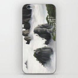 Huángshān (Yellow Mountains) iPhone Skin