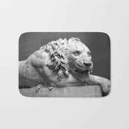 Lion Heart Bath Mat