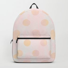 Rose Gold Glitz Backpack