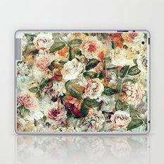 Floral Pattern RPE121 Laptop & iPad Skin