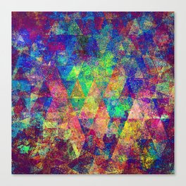 WANDERFUL Canvas Print