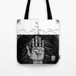 Feed the Soil Tote Bag