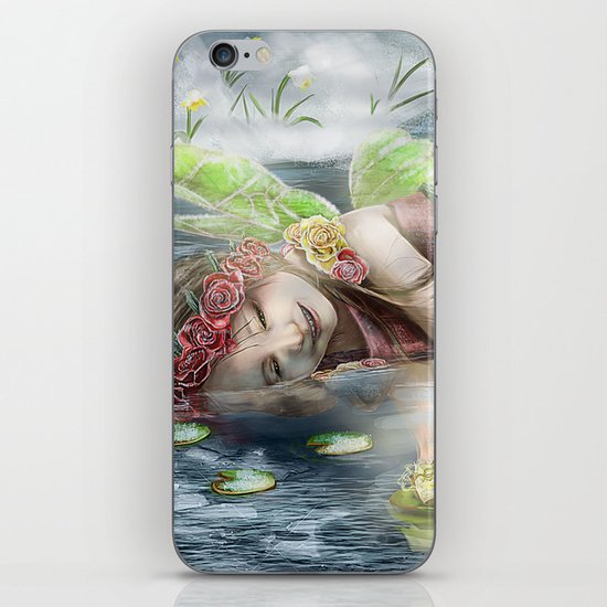 Awakening Spring iPhone & iPod Skin