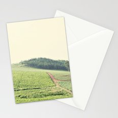 on the hill::uganda Stationery Cards
