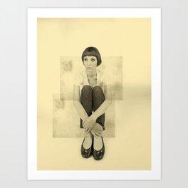 introspect Art Print