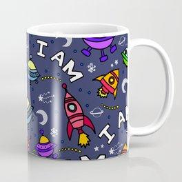 I Am Spaceless Coffee Mug