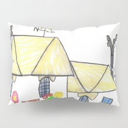 Home, Sweet Home Pillow Sham