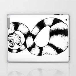 Snake Snack Infinite Laptop & iPad Skin