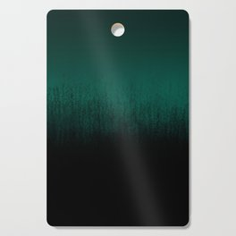 Emerald Ombré Cutting Board