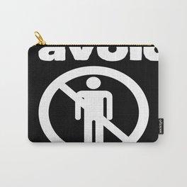 Social Vegan Carry-All Pouch