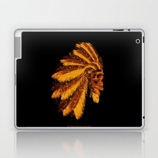 FIRST AMERICAN-006 Laptop & iPad Skin