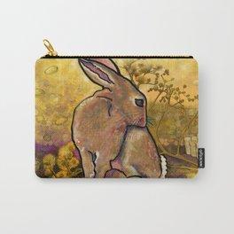 Abundance Bunny Carry-All Pouch