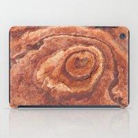 evil eye iPad Cases featuring Evil Eye by Katya laRoche