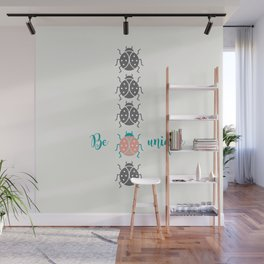 Be unique Wall Mural