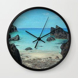 Cornish Cove Wall Clock
