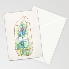 Terrarium III Stationery Cards