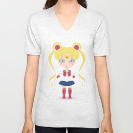 Sailor Moon Unisex V-Neck