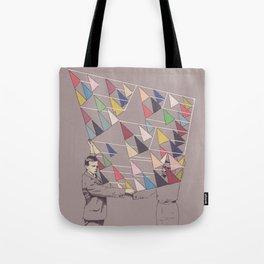 Salutem Machina 01 Tote Bag