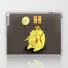 My Yellow Monster Laptop & iPad Skin