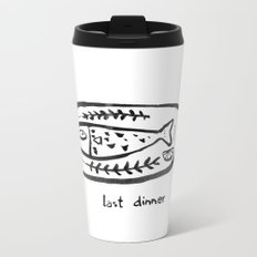last dinner Metal Travel Mug