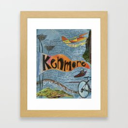 Kenmore, Washington Framed Art Print