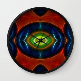 Tarot card  XX - The Aeon Wall Clock